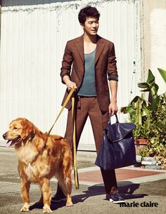 Ha Suk Jin - Marie Claire Magazine May Issue '15