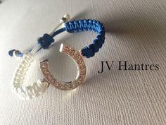 INDIANAPOLIS COLTS Macrame Game Day BraceletQTY 1 by JVHANTRES, $15.00