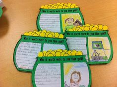 St. Patrick's Day activity - who is worth more to you than gold?