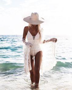 Boho Lace Kimono on GypsyLovinLight #sheer