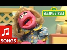 Sesame Street: All By Myself Song - YouTube