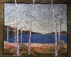 Landscape Quilting by Nancy Zieman