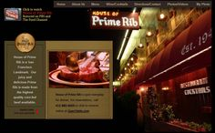 House of Prime Rib in San Francisco is a restaurant I've been told I have to visit! It's pricey, but apparently worth it!  http://houseofprimerib.net/