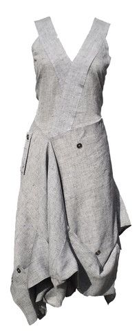 tennyson dress- wonderful way to MANIPULATE FABRIC