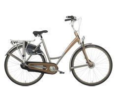 Batavus Monaco - #Bikes from #Bicykle - get more on www.bicykle.com.pl