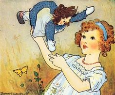 As soon as I could read I was reading Raggedy Ann Stories ♥