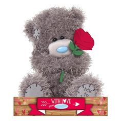 Title: Me to You Bear - LOVE letters Size: Measures 10 inch / 25cm sitting Price: AUS$ 39.95 Brand : Me To You  Lots more items like this available at: www.stuffedwithplushtoys.com 100 Day Returns |Fast Trackable Shipping|Amazing Service