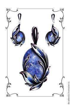 Jewellery Sketches, Jewelry Sketch, Angel Aura Quartz, Diamond Flower, Mandala, Zbrush, Necklace Designs, Art Sketches, Fashion Accessories