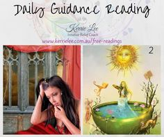 Spiritual guidance for Monday 12 September 2016. Choose the image you are drawn to and then visit the website for your guidance message. ♡