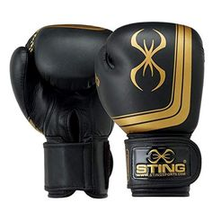 Discounted STING Orion Premium Competition Boxing Gloves #STINGOrionPremiumCompetitionBoxingGloves