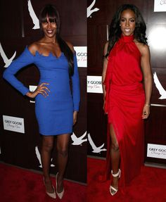 Jessica White vs Kelly Rowland