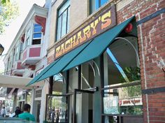 """Zachary's, Santa Cruz. One of the best breakfast spots in the county. Try """"Mikes Mess"""" for breakfast. 819 Pacific Avenue Santa Cruz, CA 95060 (831) 427-0646"""