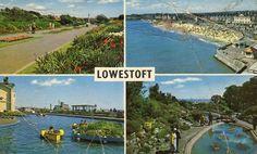 Lowestoft in days gone by