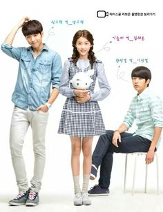 High School Love On Cast: Kim Sae-ron, Nam Woo-hyun and Lee Sung-yeol