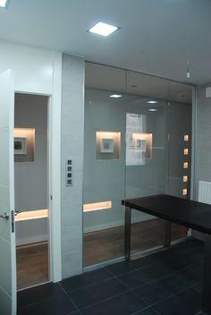 BERNAL-ITURRALDE Arquitectos. Reforma interior de vivienda. Plaza Rinconada. Valladolid.