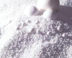 How to Add Polystyrene Beads to Concrete