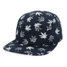 NAVY MAPLE SNAPBACK HAT