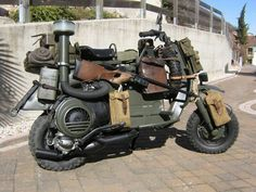 military scooter - Google Search