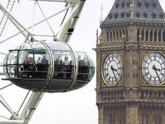 London voted world's top tourist destination
