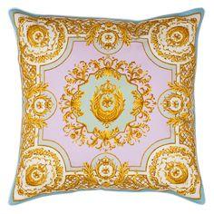 Love how ornate it is. Sasha Cushion