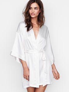 Very Sexy Satin Kimono