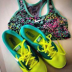 Atuendo gym Nike