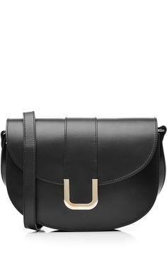 A.P.C. Leather Shoulder Bag. #a.p.c. #bags #shoulder bags #leather #lining #