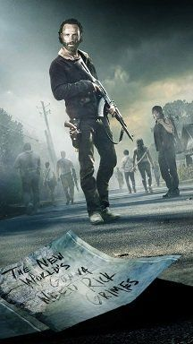 Wallpaper Hd Y 4k Para Tu Celular The Walking Dead