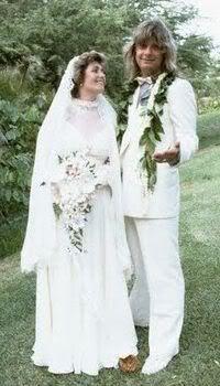 Ozzy & Sharon Osbourne wedding