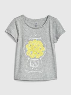 Baby Gap Ruffle Short Sleeve T-Shirt top NWT 3t 4t 5t n5 NNN