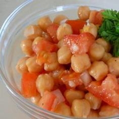 Preety's Chickpea Salad