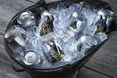 Einstök Arctic Berry Ale Cans — The Dieline - Branding & Packaging