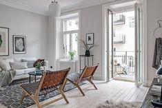 Cozy light apartment