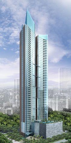 Ahuja Towers -- Mumbai, India