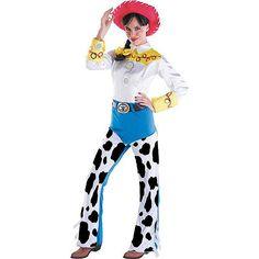 Disfraz chica Toy Story. Jessie, clásico