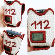 Meldertasche  Feuerwehrschlauch   Meldertasche ist gemacht aus einem gebrauchten Feuerwehrschlauch. Für Swissphone Quattro   Diese hier mit ...