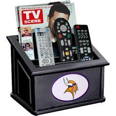 Fan Creations Minnesota Vikings Media Organizer - NFLShop.com