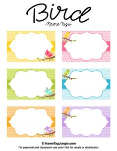 name tag template free printable free printable school name tags the template can also be used for