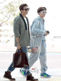 {bts x bbmas Jungkook Jeon, Jimin Jungkook, Namjoon, Taehyung, Korean Airport Fashion, Jin Park, Bts Airport, Bts Official Light Stick, Jin Kim