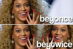 Funny pictures about Beyonce. Oh, and cool pics about Beyonce. Also, Beyonce. Funny Puns, Haha Funny, Hilarious, Funny Stuff, Funny Things, Random Stuff, Bad Puns, Stupid Stuff, Funny Fails