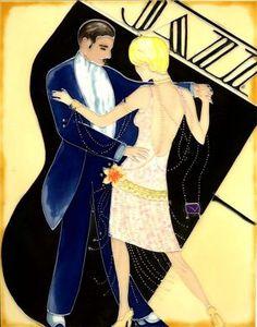 Jazz Art Deco in Britain