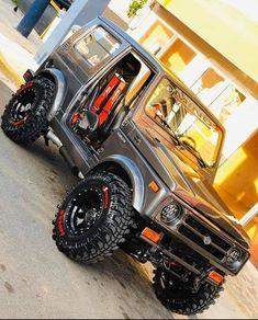 Jeep Suzuki, Jimny Suzuki, Toyota Cruiser, Toyota Land Cruiser Prado, Jeep Cars, Jeep Truck, 4x4, Samurai, Toyota Trucks