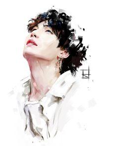 yoongi bts army korea dorama blackpink exo redvelvet twice Fan Art, Kpop Drawings, Photoshop, Bts Fans, Kpop Fanart, Bts Bangtan Boy, Jimin, Yoongi Bts, Taehyung