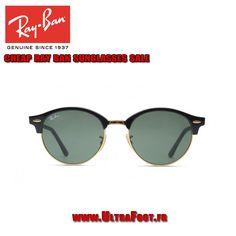 Ray Ban Round Lunettes de soleil Pas Cher Ray Ban 4246 Noir Or ultrafoot 5384c714ca2d