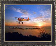 Aviation Framed Poster - Bi-plane WACO 10 Vintage Plane A... https://www.amazon.com/dp/B01MU2ANNI/ref=cm_sw_r_pi_dp_U_x_xgXyAbR1297DP