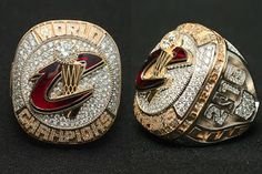 The Cleveland Cavaliers, often referred to as the Cavs, are an American professional basketball team based in Cleveland, Ohio. The Cavs compete in the National Basketball Association (NBA) as a member of the league's Eastern Conference Central Division. Nba Championship Rings, Nba Championships, Showtime Lakers, Nba Rings, Lebron James Cavaliers, Larry Johnson, Nba Sports, Larry Bird, Men Watches