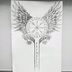 So the runes between the Valkyrie wings spell Valhalla, the galdastaffir in the … – Norse Mythology-Vikings-Tattoo Viking Tattoo Meaning, Viking Tattoo Sleeve, Norse Tattoo, Sleeve Tattoos, Armor Tattoo, Celtic Raven Tattoo, Viking Compass Tattoo, Yggdrasil Tattoo, Viking Rune Tattoo