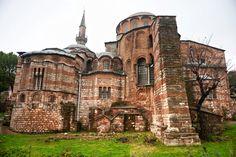 Chora museum, (Kariye Church) Istanbul, Turkey.-Kariye Müzesi, (Kariye Kilisesi) İstanbul, Türkiye