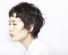 Hearts ISEKI RIE ヘアカタログ ショート