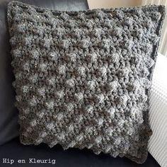 Crochet Tools, Crochet Diy, Crochet Motifs, Crochet Flower Patterns, Crochet Flowers, Crochet Stitches, Knitting Patterns, Crochet Hats, Crochet Cushions